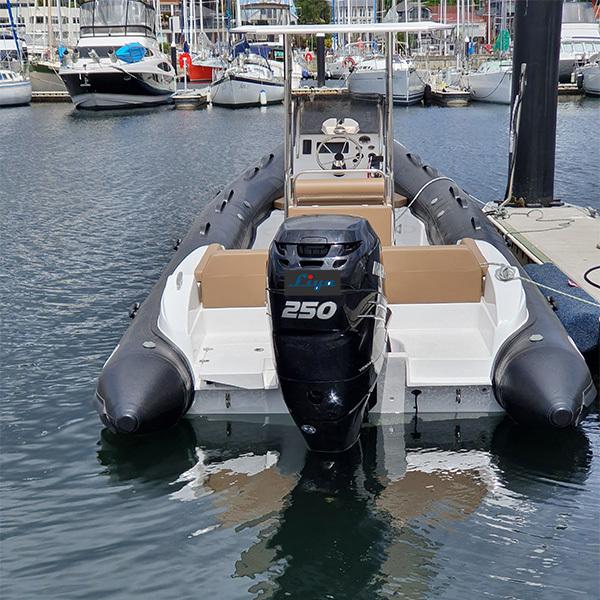 Liya 6.6m/22ft Rigid Hull Inflatable Rib Boat