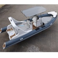 Liya 6.6m/22ft Rigid Hull Inflatable Rib Boat