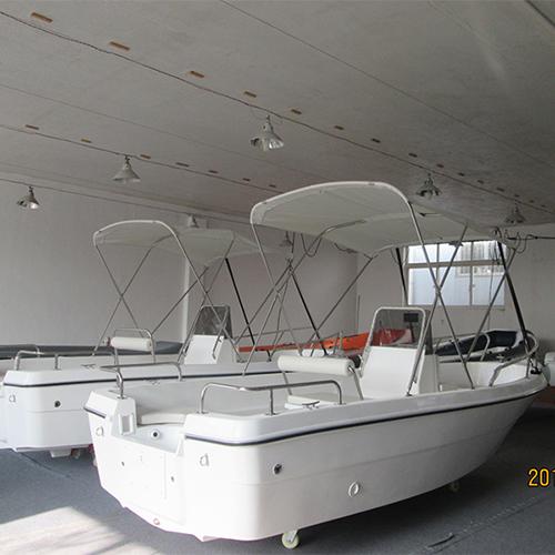 Liya 5m Fiberglass Fishing Boat for sale