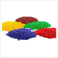 PP Reprocess Color Granules