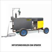 Primax Trolley Mounted Bitumen Sprayer