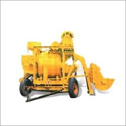 Combined Drying & Mixing Unit with Loading Hopper
