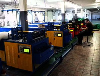 Combine Scourer Making Machine
