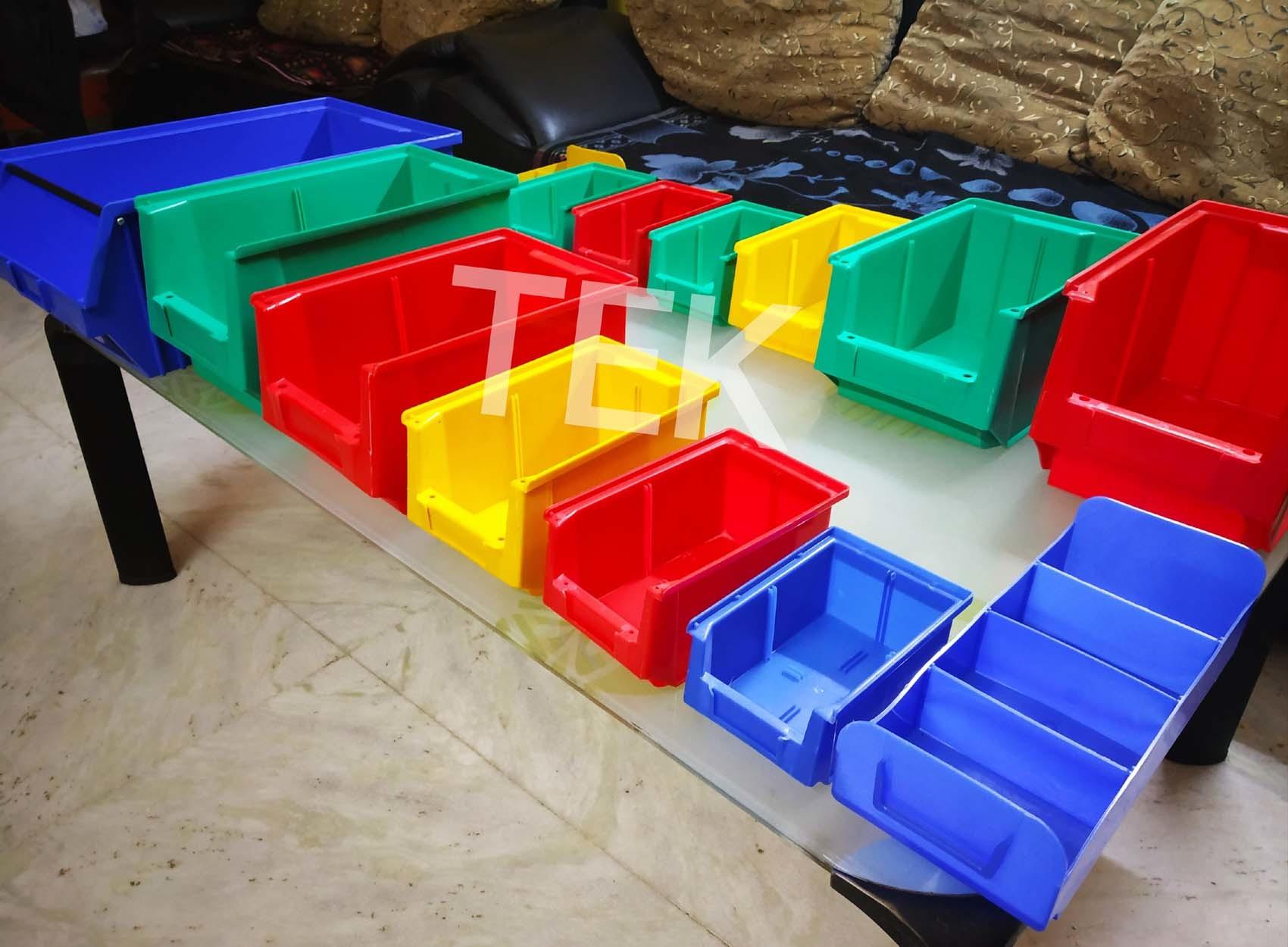 Plastic Bins & Drawers