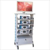 Portable Endoscopic Trolley