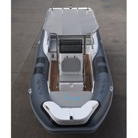 Liya 6.6m Rib Boats With Outboard Motor For Sale