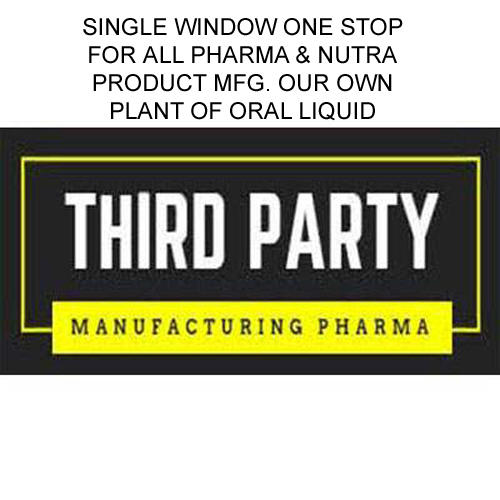 third party manufacturing services in Ahmedabad