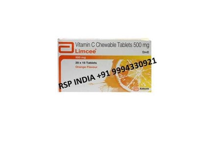 LIMCEE TABLETS 500MG