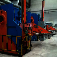Mechanical Horizontal Moving Tire Vulcanizing Machine Single Mould