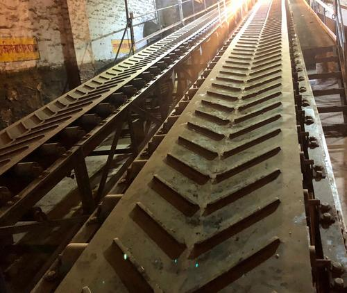 Chevron Belt Conveyors