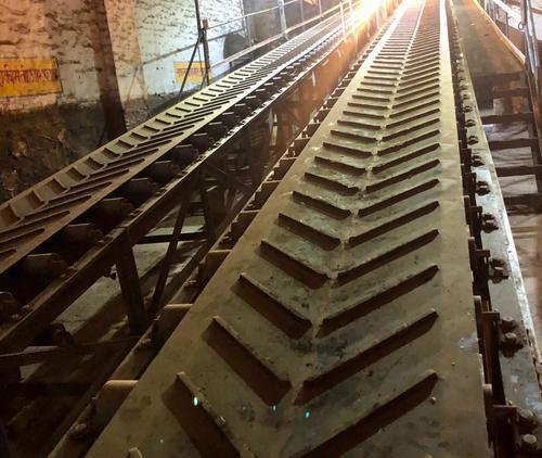 Chevron Belt Conveyors