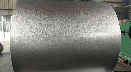 Bare Galvalume Steel