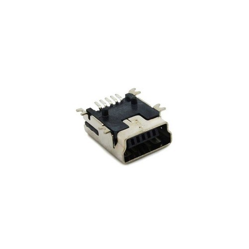 MINI USB Female SMT Connector