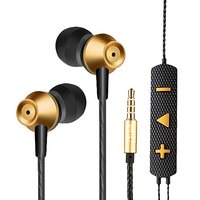 pTron HBE9 (High Bass Earphones) Metal Stereo Sound Wired Earphones