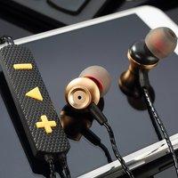 pTron HBE9 (High Bass Earphones) Metal Stereo Sound Wired Earphones