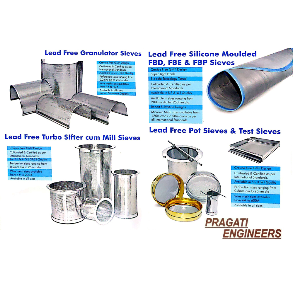 Lead Free Ganulator Services