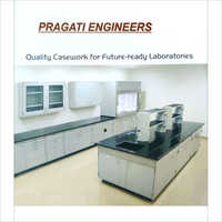 Quality Casework for Feture-Ready Laboratories