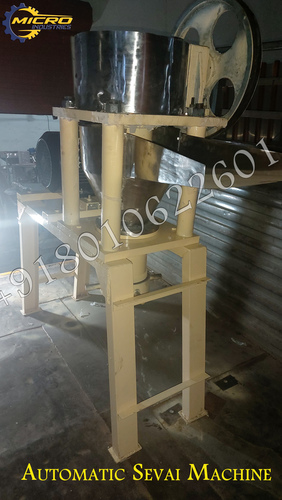 Long Cut Sewai Making Machine