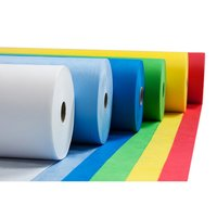 Nonwoven Fabric Sheet and Roll