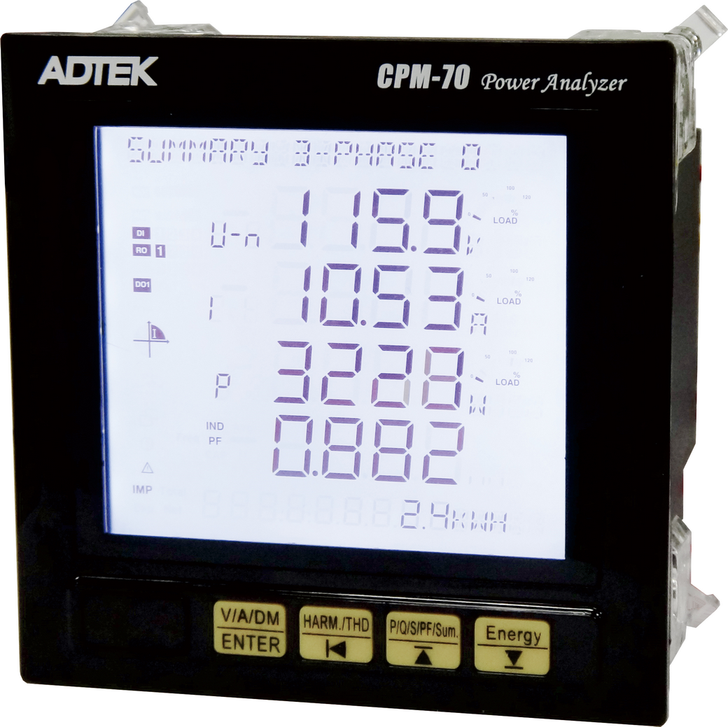 Multifunction Power Meter
