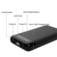 Big Leather Power Bank 20000Mah