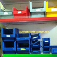 Plastic Spare Parts Bin