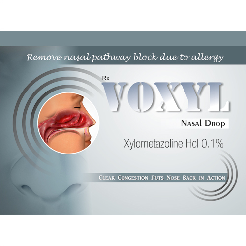 Xylometazoline HCL Nasal Drop