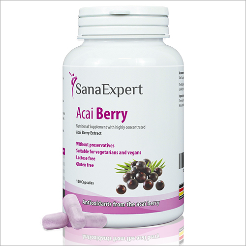 Acai Berry Extract Capsules