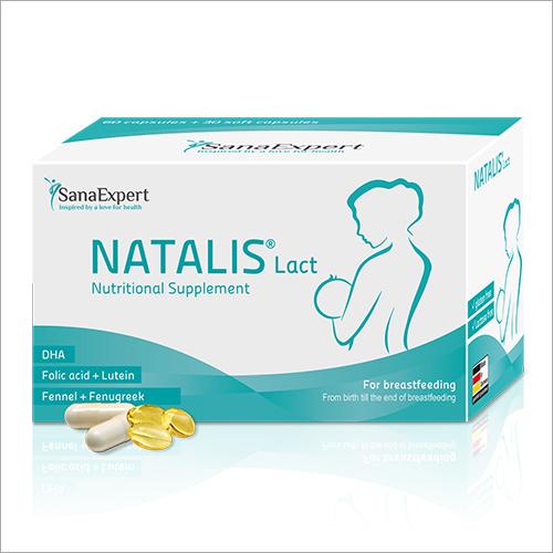 Natalis Lact Capsules
