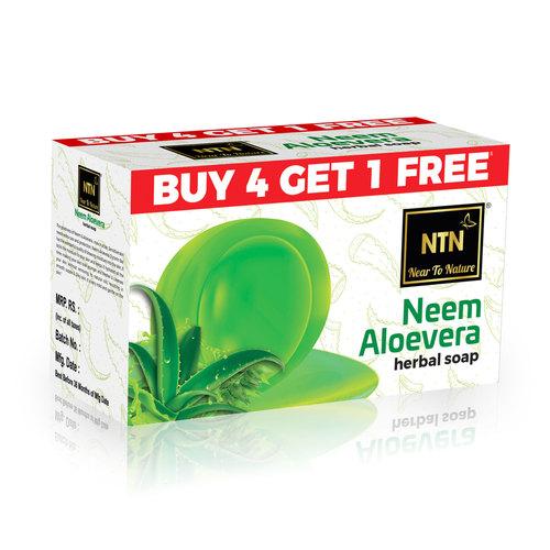 Neem Aloevera Herbal Soap