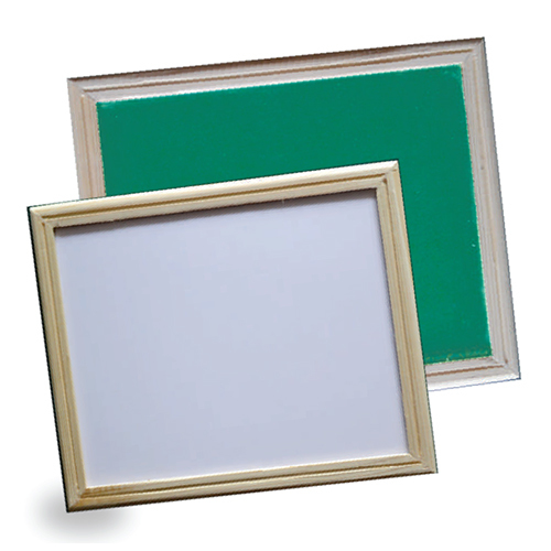 Wooden Frame Writing Board