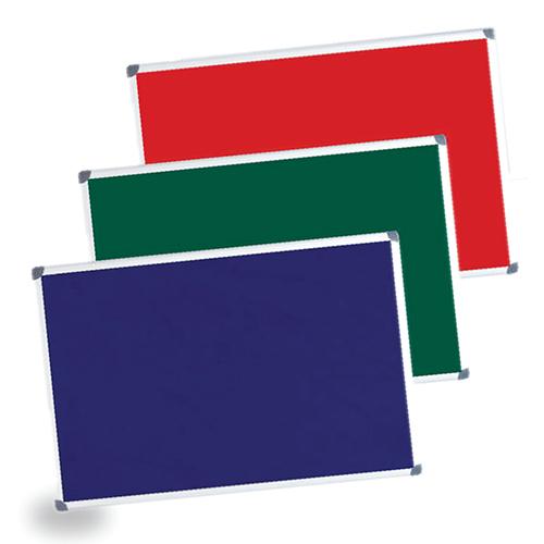 Aluminium Frame Notice Pin Board