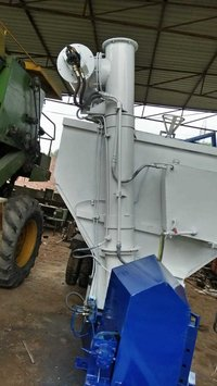 Poultry Feed Transportation Tanker