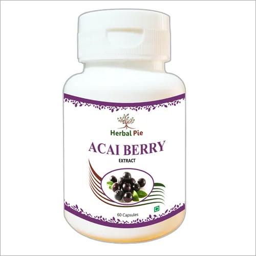 Acai Berry Extract Capsules