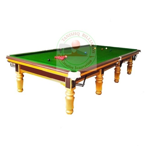 Steel Cushion Billiards Table