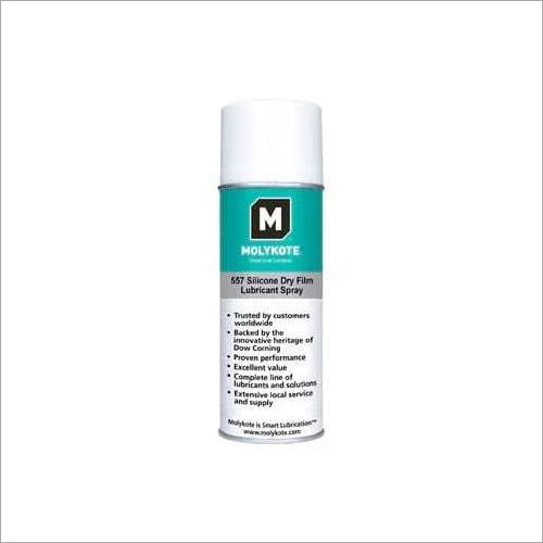 Molykote 557 Silicone Dry Film Lubricant