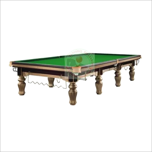 Imported Design Billiards Table
