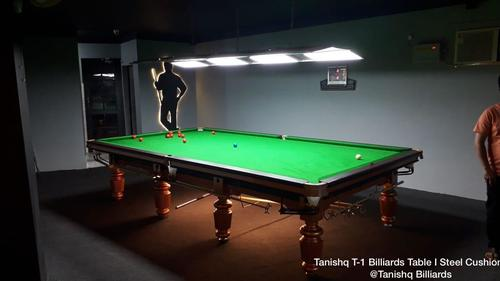 Imported Luxury Billiards Table