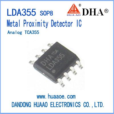 TCA355 Metal Proximity Detector IC