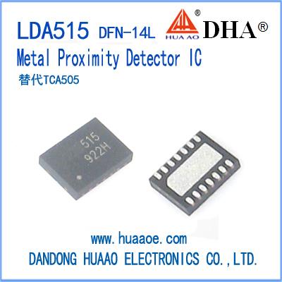 TCA515 Metal Proximity Detector IC