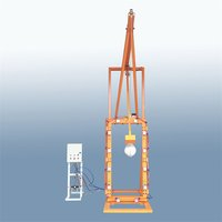 Test Frame for Safety Glazing Materials in Buildings