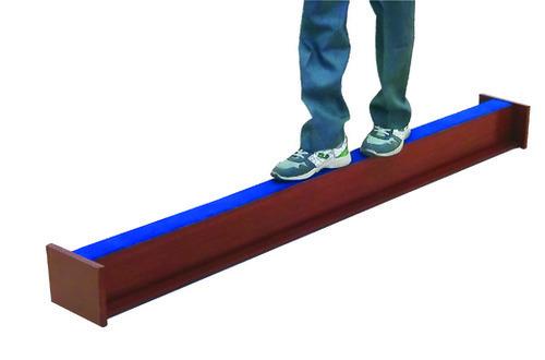 IMI 1480 Balance Beam, Reversible 6 Feet Long