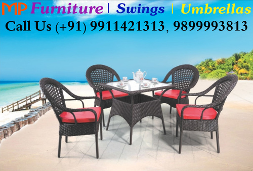Patio Furniture for Small Terrace