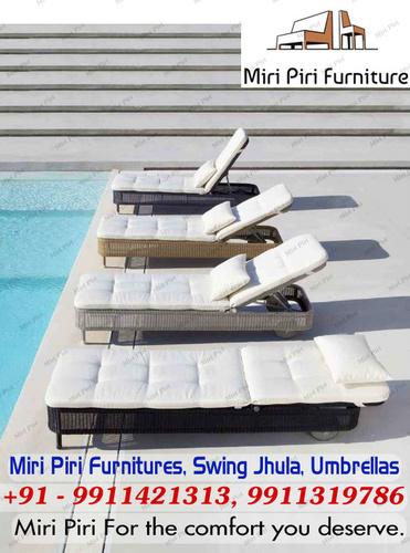 Swimming Pool Side Furniture