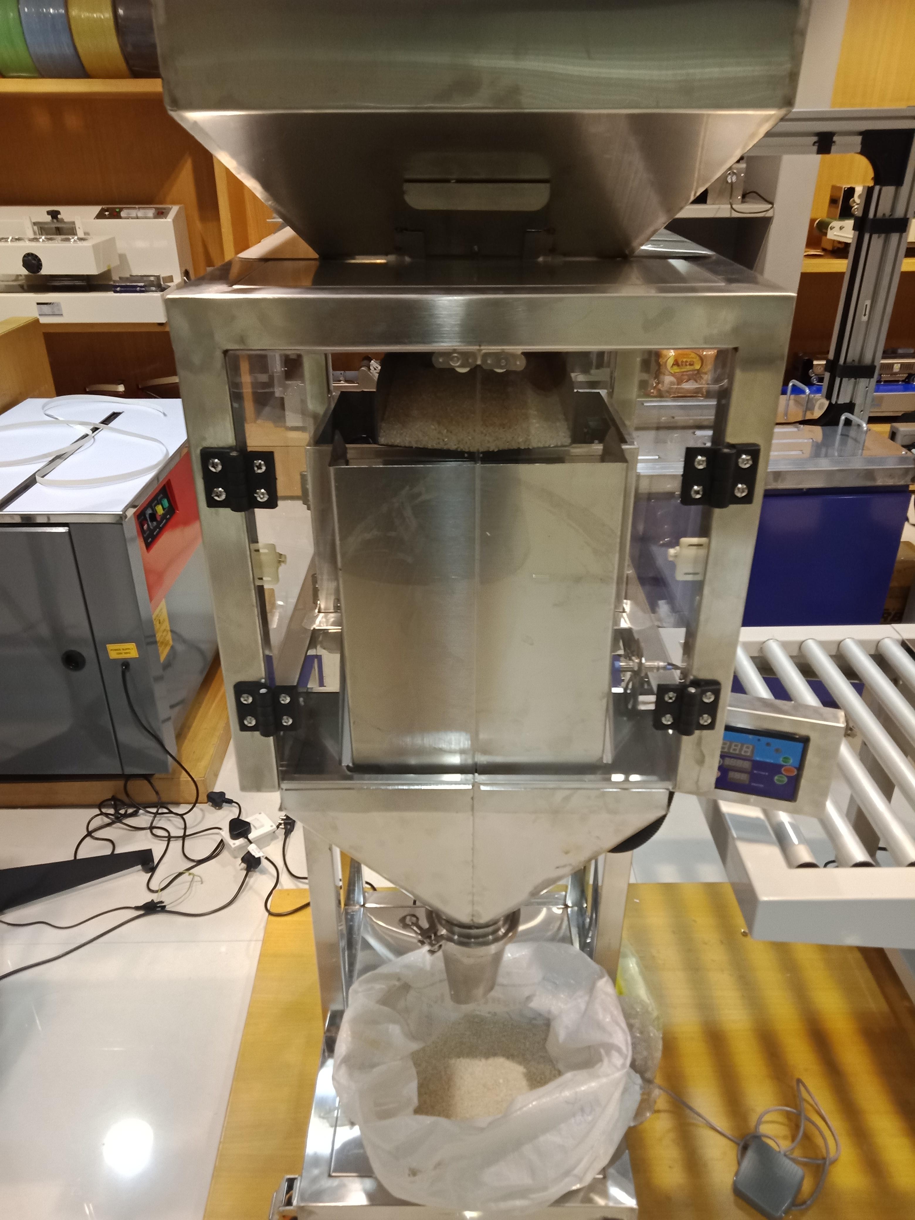 5 kg Weight Filler Machine