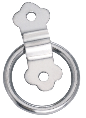 SS Two Piece Window Ring (Welding)