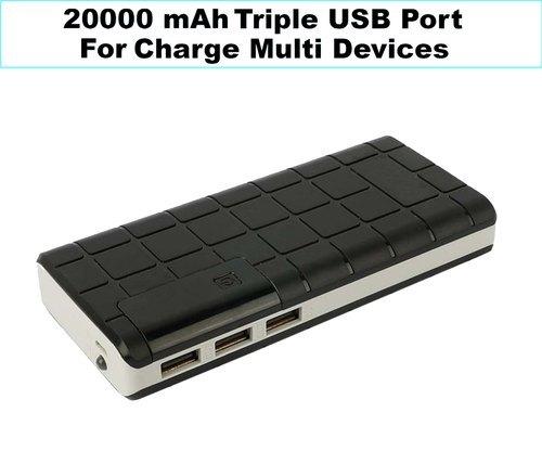 Check box Fast Charging 20000mAh Power Bank