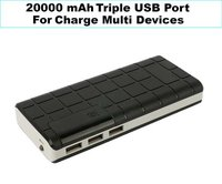 Check Box Power Bank 20000mah