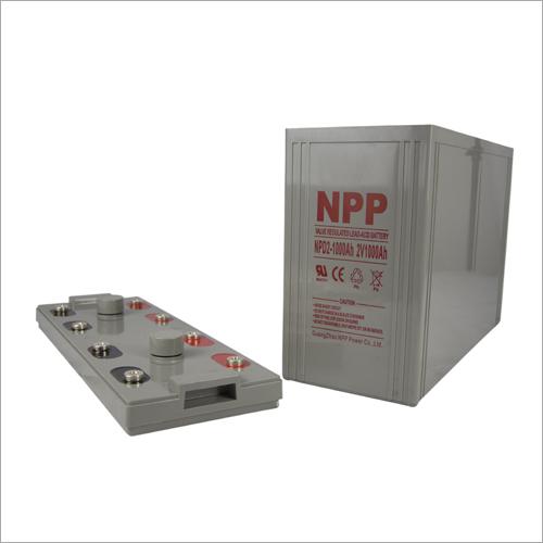 2V1000Ah Valve Regulated Lead Acid Battery