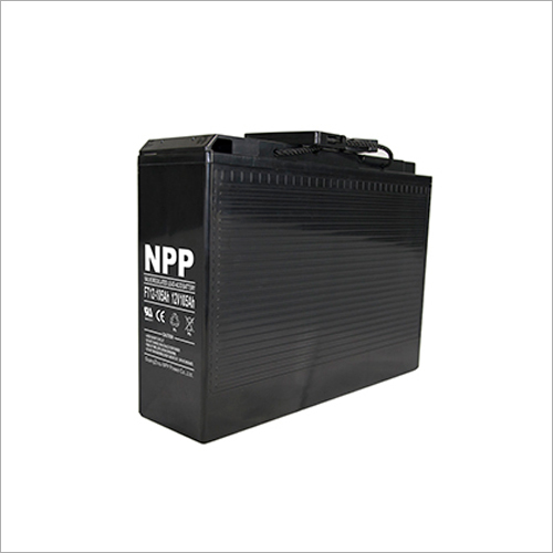 Front Terminal Series Lead Acid Battery